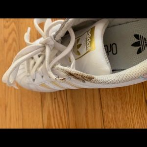 adidas Shoes - Adidas Pink Superstar Shoes